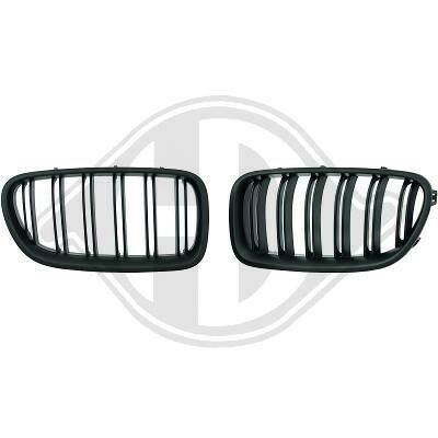 BMW F10/F11 13-17 Решетки радиатора (ноздри) M Look матовые