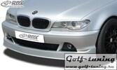 BMW E46 Coupe / Cabrio 03- Ресницы на фары