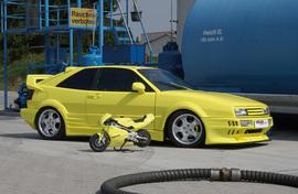 VW Corrado Обвес Wide Body 1