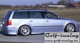 VW Passat B5+ Пороги GT