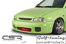 Setat Ibiza 6 K/Cordoba 93-99 Бампер передний X-Line design