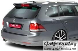 VW Golf 6 Универсал Спойлер на крышку багажника