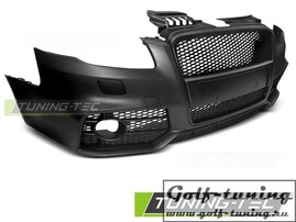Audi A4 04-08 Бампер передний RS STYLE