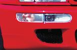 Комплект поворотников для переднего бампера Rieger