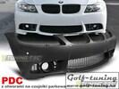BMW E90 05-08 Бампер передний M3 Look +PDC