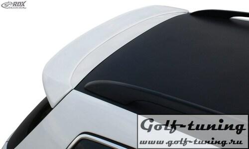 VW Passat B7 Универсал Спойлер на крышку багажника