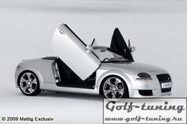 Audi TT 8N 98-06 Передний бампер