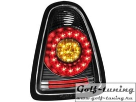 Mini R56 06-10 Фонари светодиодные, тонированные