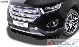 Ford Edge 2 Titanium/Trend 15- Накладка на передний бампер VARIO-X