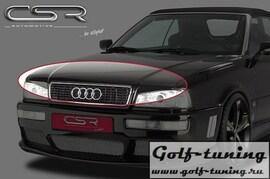 Audi 80 B4 Ресница Badlook из металла X-Line design
