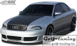 Audi A4 B5 Бампер передний RS4-B7-Look