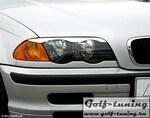 BMW E46 98-01 Реснички на фары