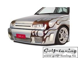 VW Golf 3/Vento  Бампер передний X-Line design